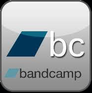 Bandcamp Logo Black